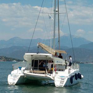 Alquiler de catamarán - Turquía