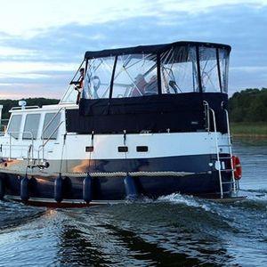 Nautiner Yachts 40.2   Aft