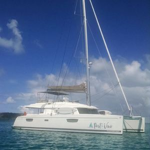 Fountaine Pajot Ipanema 58 | Port To Vino