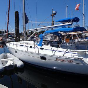 Beneteau Oceanis 400 | Skookum Chuck