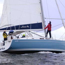 Hanse 400 | Kerkyra