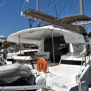Fountaine Pajot Lipari 41 | Lubi