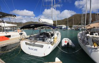 Sailing Yacht Beneteau 41 Seascape for rent - Caribbean