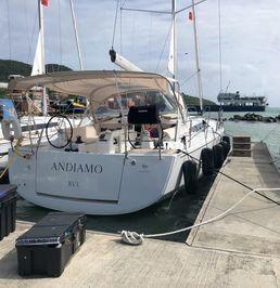 Jeanneau Sun Odyssey 440 | Andiamo