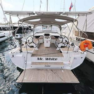 Beneteau Oceanis 46 | Mr. White