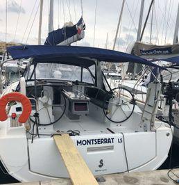 Beneteau Oceanis 41 | Montserrat