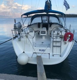 Beneteau Cyclades 43 | Ruby