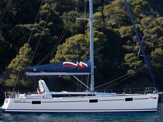 Tidsmæssigt Sailing Yacht Beneteau 48 Moorings 16 - Tortola for rent AO-95