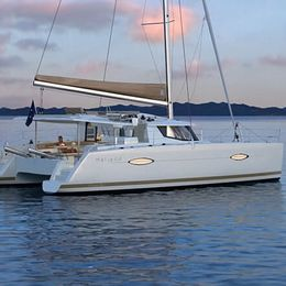 Fountaine Pajot Helia 44 | T'as Raison