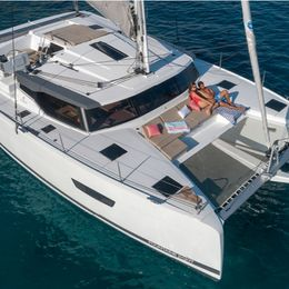 Fountaine Pajot Astrea 42 | Aquarelle