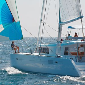 Lagoon 450 F | Indefatigable