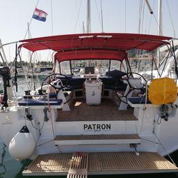 Beneteau Oceanis 51 | Patron