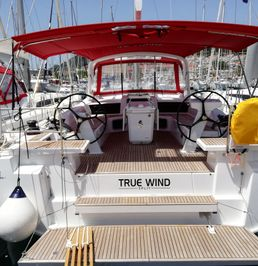 Beneteau Oceanis 51 | True Wind