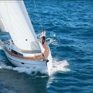 Najam jedrilice - Karipsko otočje