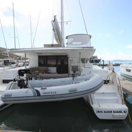 Fountaine Pajot Helia 44 | Goin Coastal