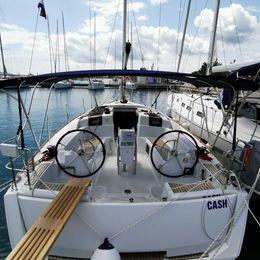 Jeanneau Sun Odyssey 389 | Cash