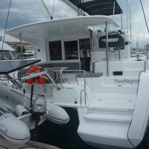 Yachtcharter Katamaran - Kroatien