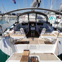 Hanse 418   Blue Eagle
