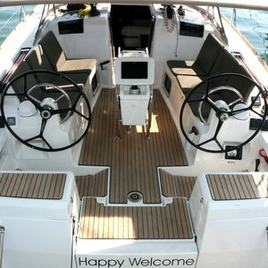 Jeanneau 419 | Happy Welcome