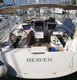 Dufour 390   Heaven