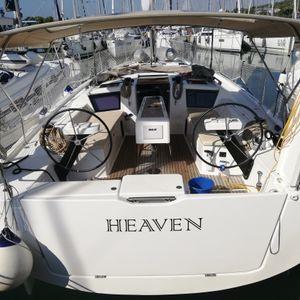 Dufour 390 | Heaven