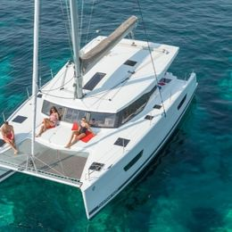 Fountaine Pajot Lucia 40 | Harbour Lights