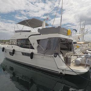 Beneteau Swift Trawler 47   Ocean dreamer
