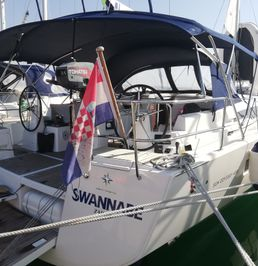 Jeanneau Sun Odyssey 490 | Swannabe