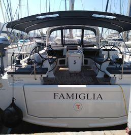 Beneteau Oceanis 51 | Famiglia
