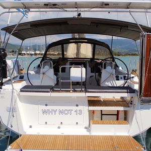 Dufour 460 | Why not 13