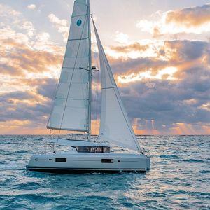 Alquiler de catamarán - Grecia