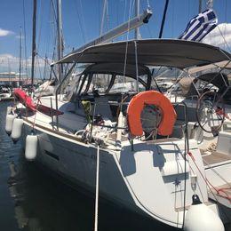 Jeanneau Sun Odyssey 439 | Elisavet