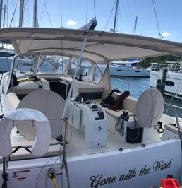 Jeanneau Sun Odyssey 440 | Gone With The Wind