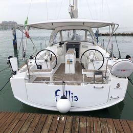 Beneteau Oceanis 38 | Follia