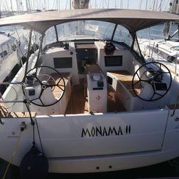 Jeanneau Sun Odyssey 410 | Monama 2