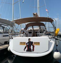 Elan 40 | Iron Man