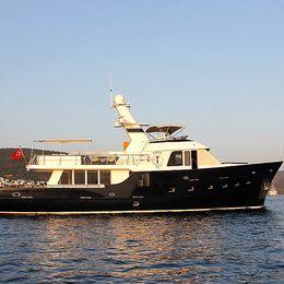 Trawler 77 | Troy Explorer