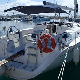 Beneteau Cyclades 50 | Papalina