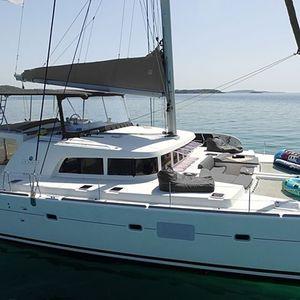 Yachtcharter Katamaran - Griechenland