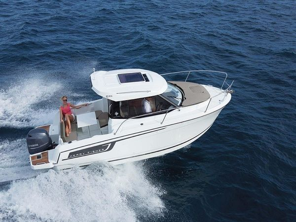 Jeanneau Merry Fisher 695 | DiV