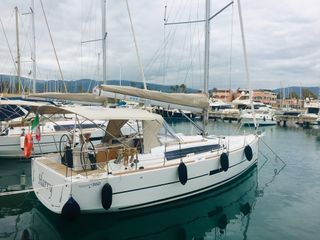 Sailing Yacht Dufour 360 Harry for rent - Italy | Boataround