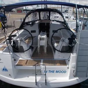 Jeanneau Sun Odyssey 349 | In the Mood