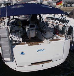Jeanneau Sun Odyssey 419 | Sunny
