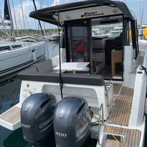 Jeanneau 895 Merry Fisher | Fast and Furious