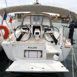 Dufour 360 | Acajou