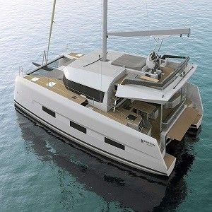 Location catamarans - Grèce