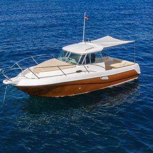 Motorboot mieten - Spanien