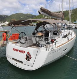 Jeanneau Sun Odyssey 419 | Indian Chief