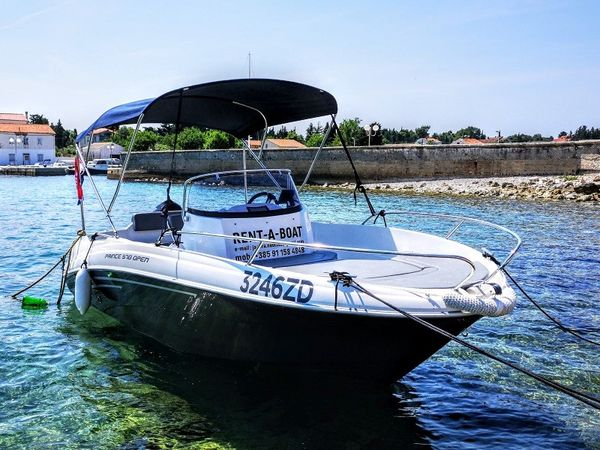 Amyacht Open 570 | Prince