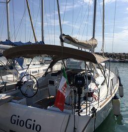 Jeanneau Sun Odyssey 419 | Gio Gio